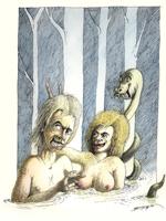 Rainer Hofmann-Battiston Adam und Eva