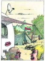Rainer Hofmann-Battiston Wendedankfest Camping